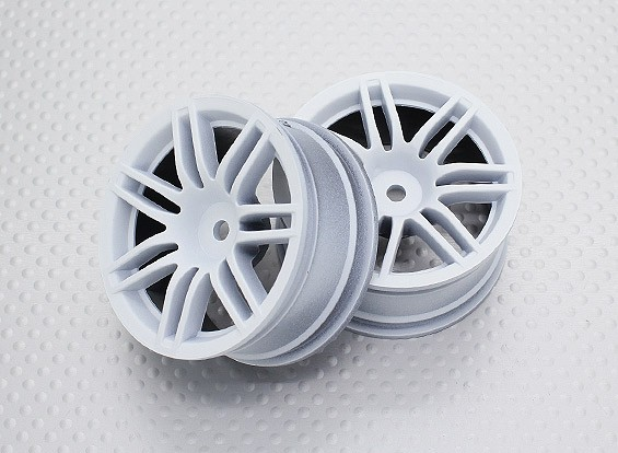 01:10 Scale High Quality Touring / Drift Wheels RC Car 12mm Hex (2pc) CR-RS4W