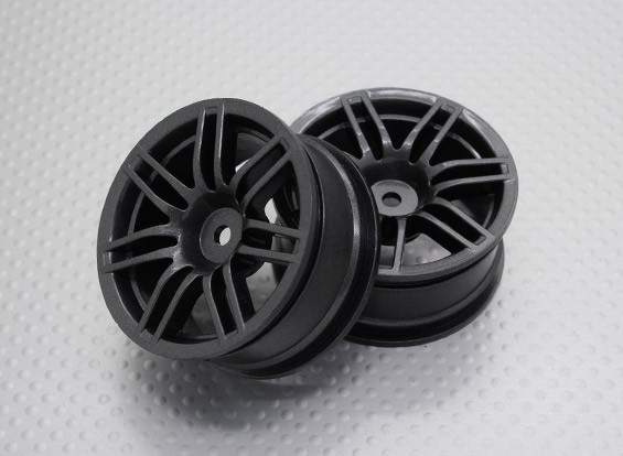01:10 Scale High Quality Touring / Drift Wheels RC Car 12mm Hex (2pc) CR-RS4M