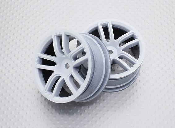 01:10 Scale High Quality Touring / Drift Wheels RC Car 12mm Hex (2pc) CR-GTW