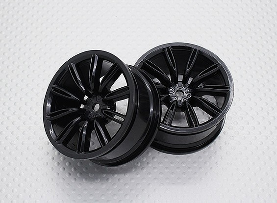 01:10 Scale High Quality Touring / Drift Wheels RC Car 12mm Hex (2pc) CR-VIRAGENB