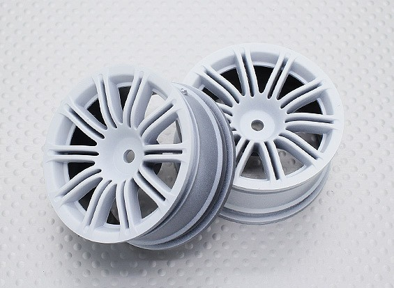 01:10 Scale High Quality Touring / Drift Wheels RC Car 12mm Hex (2pc) CR-M3W