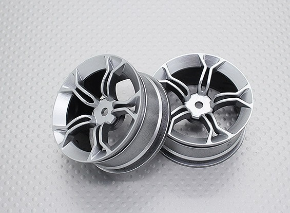01:10 Scale High Quality Touring / Drift Wheels RC Car 12mm Hex (2pc) CR-MP4s
