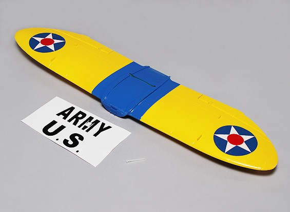 Boeing P-26A Peashooter 800mm - Vervanging Main Wing