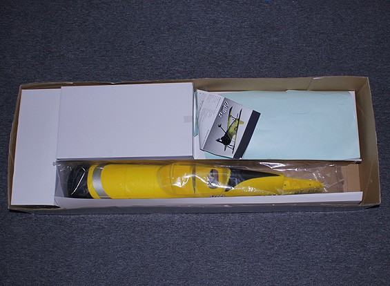 KRAS / DENT Pitts Python Model S-12 PNF 1067mm EPO
