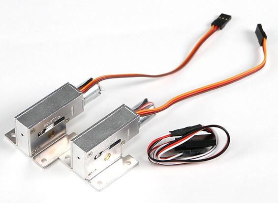 Turnigy Full Metal Servoless Zet vrij (4mm pin)