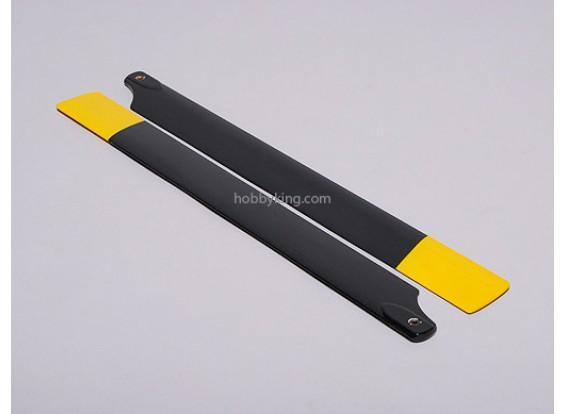325mm Glasvezel Main Blade (1 paar)