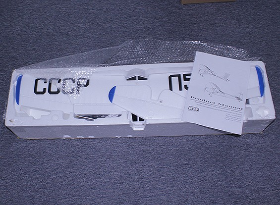 KRAS / DENT YAK 12 EPO 950mm w / Kleppen (PNF)