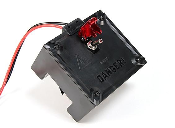 Pulse Jet Ontsteking 20KV Igniter Box