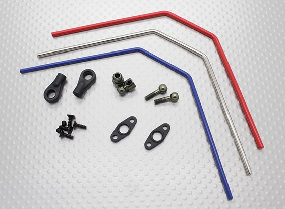 Rear Sway Bar Set - A2038 en A3015 (3set)