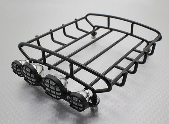 Crawler Bagage Dienblad met LED-verlichting