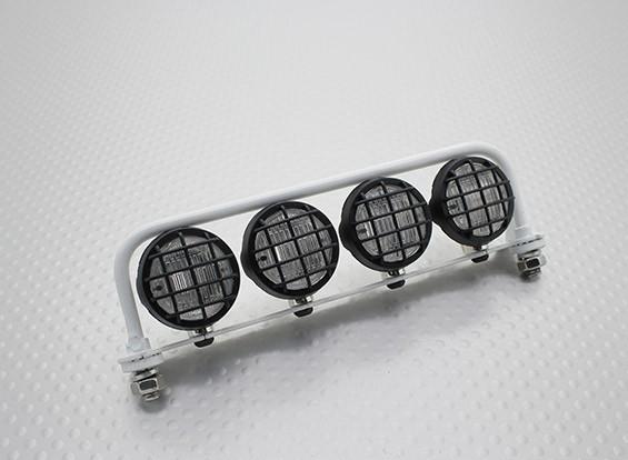 Crawler / Truck Light Bar set met LED's (wit)