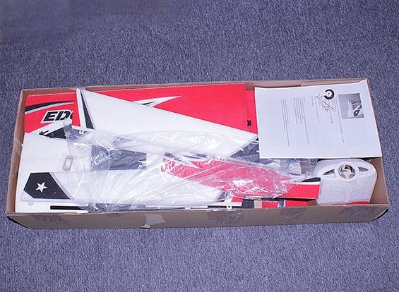 KRAS / DENT H-King Edge 540T EVP / Light Plywood 3D aerobatic 1220mm (ARF)