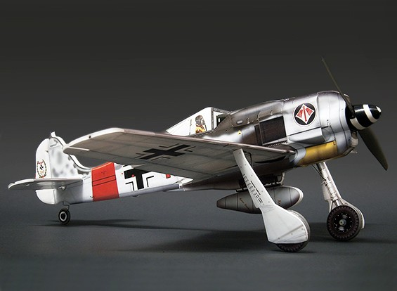 MicroAces Focke Wulf 190 Micro Airplane Depron Standard Kit (ARF)