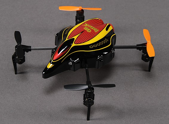 Walkera QR Infra X Micro Quadcopter w / IR en Altitude Hold (Binden en Fly)
