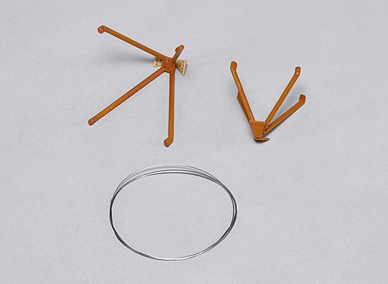 Pioneer 1020mm - Vervanging Rigging Wires w / Holder