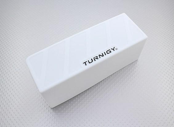 Turnigy zachte siliconen Lipo Battery Protector (5000mAh 6S White) 145x51x53mm