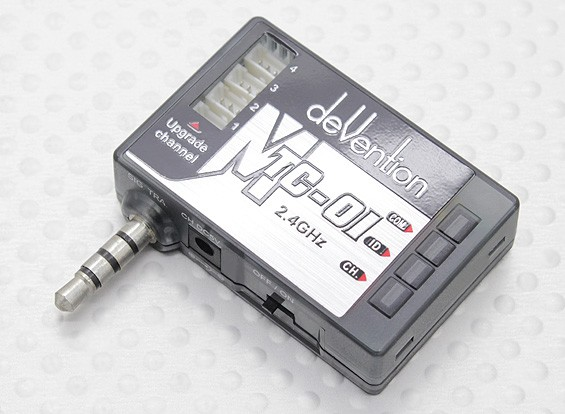 Walkera RC Magic Cube MTC-01 Devention Transmitter Module voor WK / Android