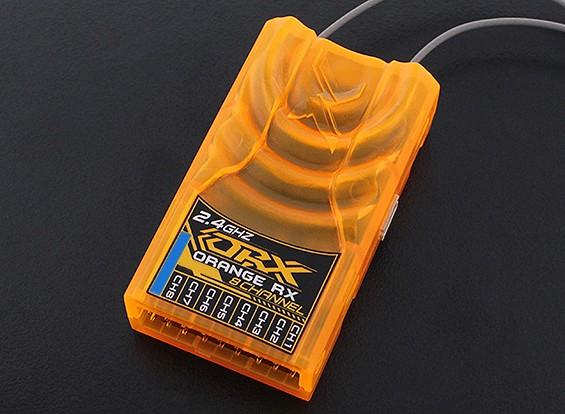 OrangeRx R800X DSMX ondersteund 8-kanaals 2.4Ghz TWINPORT Rx