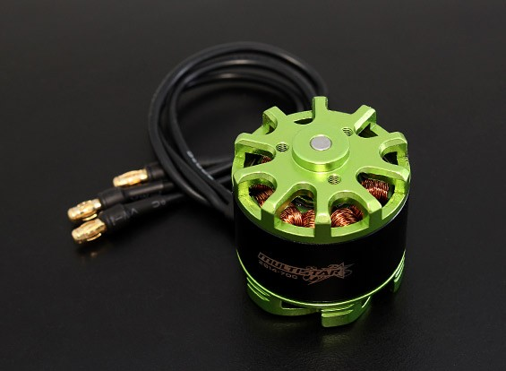 Turnigy Multistar 2814-700Kv 14Pole Multi-Rotor Outrunner