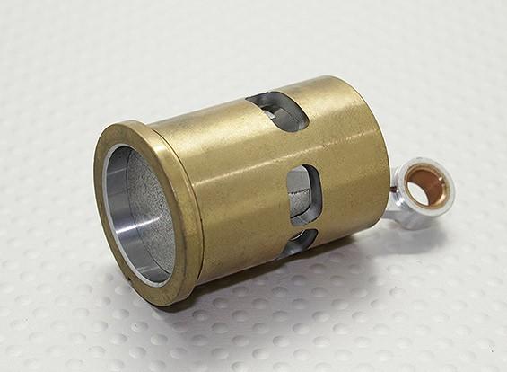INC 0,40 Glow Engine Cylinder & Piston