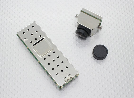 Boscam Cobra HD FPV camera met geïntegreerde Video Recorder 1080P