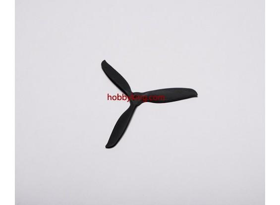 3 Blade EP Propeller 8x6 / 204x178mm