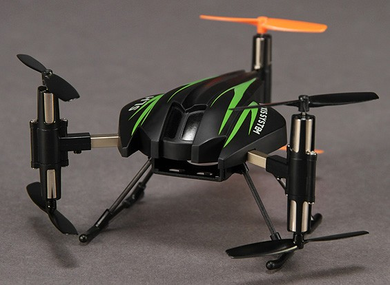 Scorpion S-Max Micro Multi-Copter met 6-assige gyro (Modus 1) (RTF)