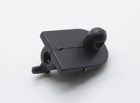 Rear Body Mount - Toxic Nitro, A3011