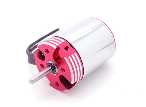 A28XL Watercooled borstelloze Outrunner Motor 2832 3200kv (600w)