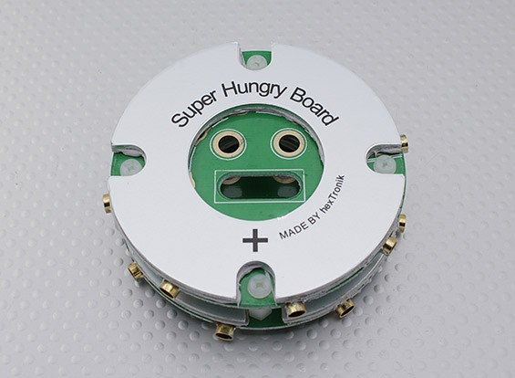 200A Super Hungry Board Multi-Copter Power Distribution
