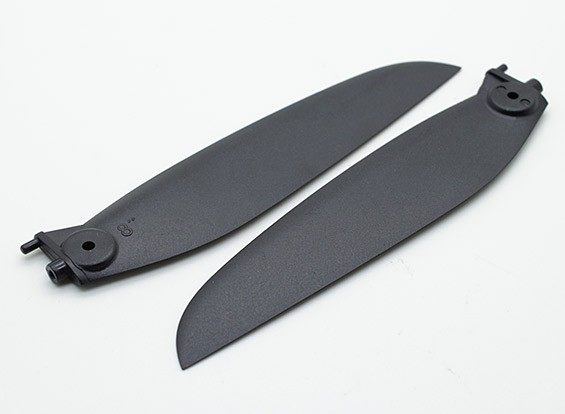 Spare 8in Blades Voor Variable Pitch Propeller 4D Setup w / Koppeling Montage en Mount (2 stuks / zak)