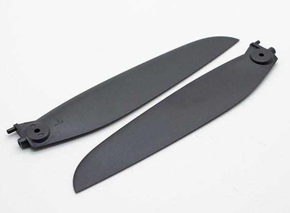Spare 9in Blades Voor Variable Pitch Propeller Setup w / Koppeling Montage en Mount (2 stuks / zak)