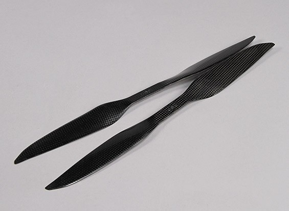 Multirotor Carbon Fiber voor DJI S800 Propeller 16x4 Black (CW / CCW) (2 stuks)