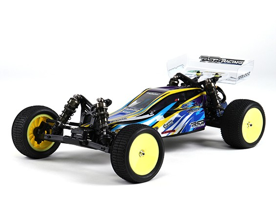 Basher BSR BZ-222 10/01 2WD Racing Buggy (ARR)