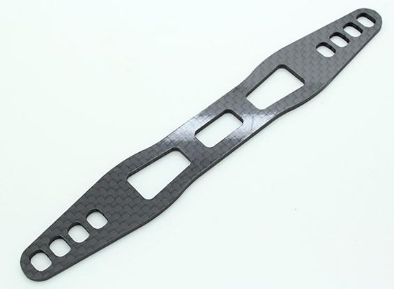 Battery Holder Plate (Carbon) - Trooper SCT