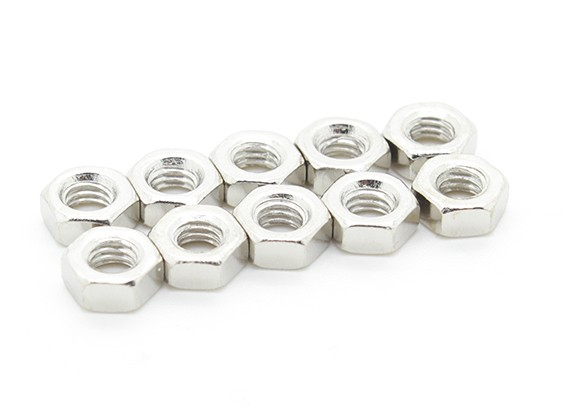 M3.5 Hex-Nuts (10st)