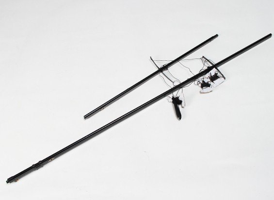 RC Zeilboot Phantom-1.89m - Mast Set