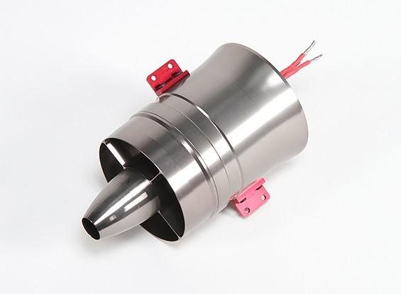 Mercury Aluminium 74mm EDF Unit (4S 3000KV-CCW)