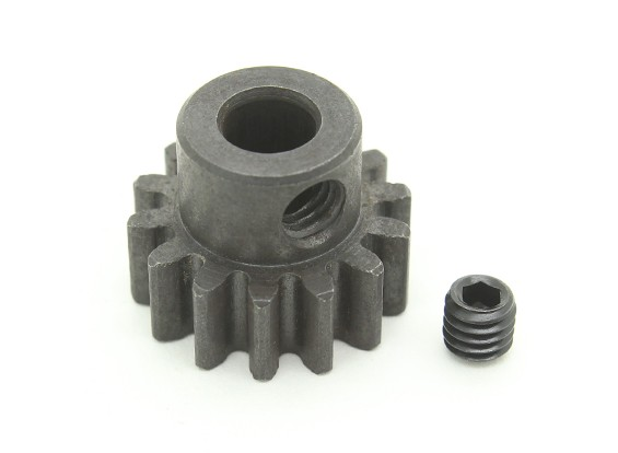 14T / 5mm M1 gehard Pinion Gear (1 st)