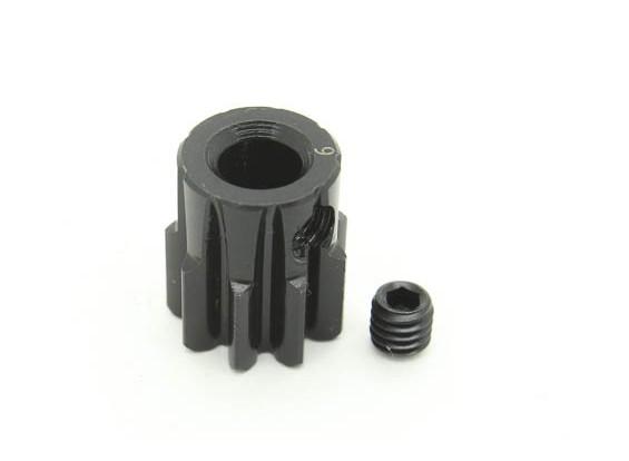 9T / 5mm M1 gehard Pinion Gear (1 st)