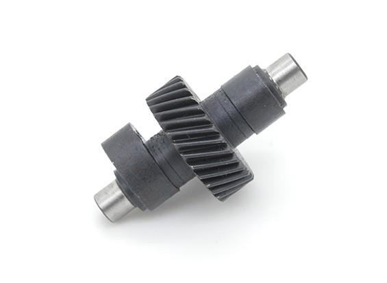 Vervanging nokkenas voor NGH GF38 Gas 4 takt motor
