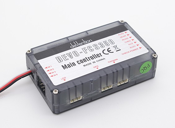 Walkera QR X350 Flight Controller DEVO FCS350-Z-12 W / Altimeter