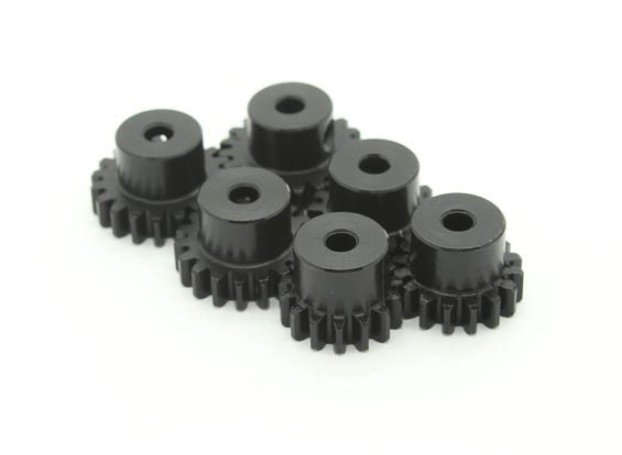Gehard staal Pinion Gear Set 32P Passend 3.175mm Shaft (15/16/17/18/19 / 20T)