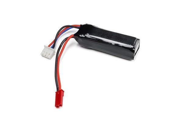 Lipo Battery 7.4V 650mah - Turnigy TZ4 AWD