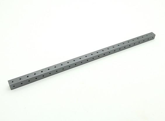 RotorBits Voorgeboorde geanodiseerd aluminium Construction Profiel 250mm (grijs)