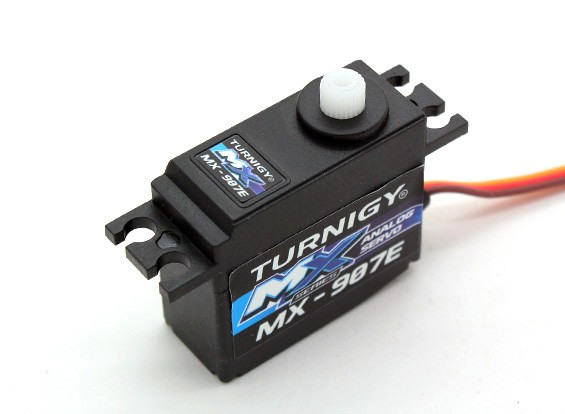 Turnigy ™ MX-907E Coreless BB Park Servo 2.5kg / 0.08sec / 20g
