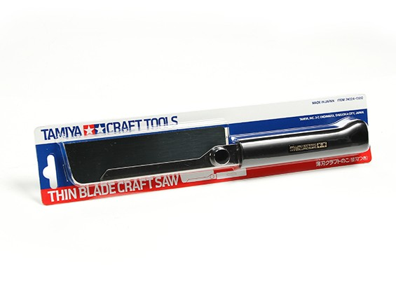 De Tamiya Thin Blade Craft Saw (1 st)