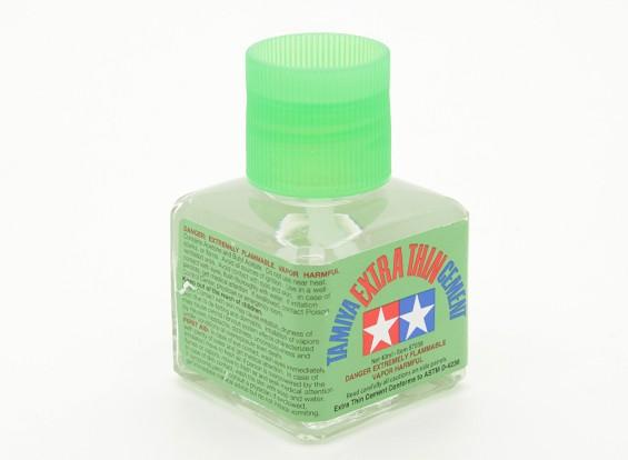 Tamiya Extra Thin Cement (40 ml)