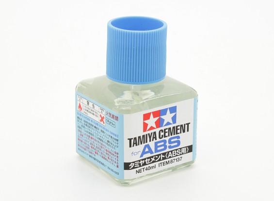 Tamiya Cement voor ABS (40 ml)