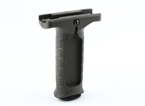 MadBull Stark Equipment SE-3 Verticale Foregrip met Tab schakelaar pocket (Groen)